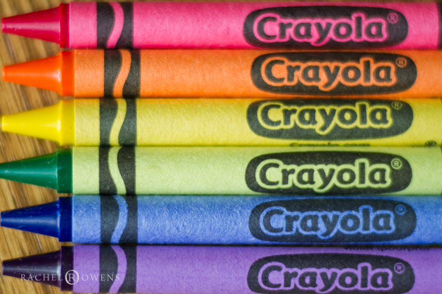 Crayola Colors